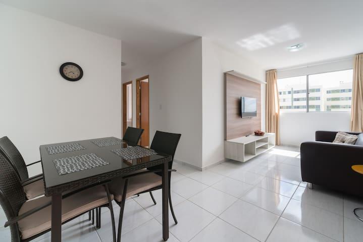 2 Bedrooms near Porto de Galinhas - Ipojuca - Wohnung