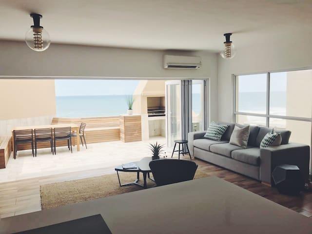 Luxury beach lifestyle apartment - Umdloti - Leilighet