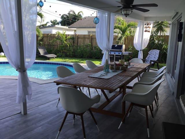 Beautiful Vacation  House - Boca Raton - Dom