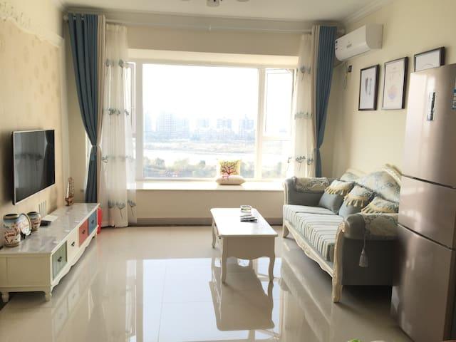都江堰、青城山邻景区三居室观景公寓 - 成都 - アパート