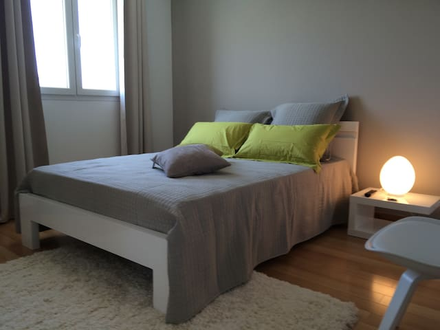 Bed and breakfast 4 pax 10km Nice - Colomars - Casa