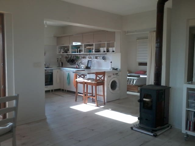 Rahat daire - Akyaka Belediyesi - Appartement