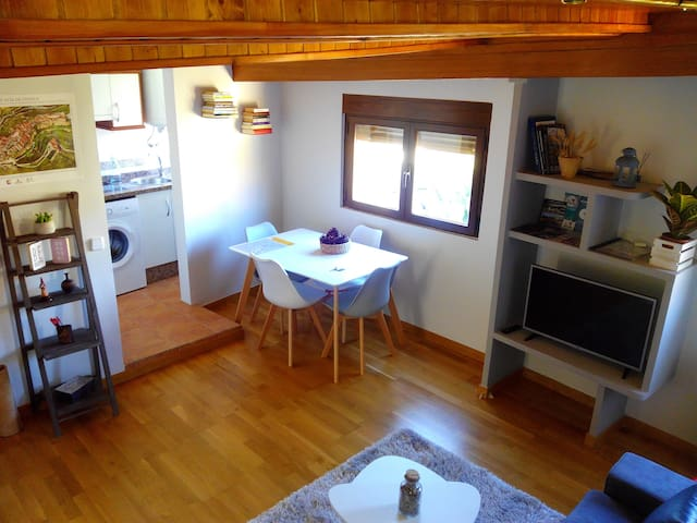Cozy apartment in the ancient city of Cuenca - Cuenca - Appartement