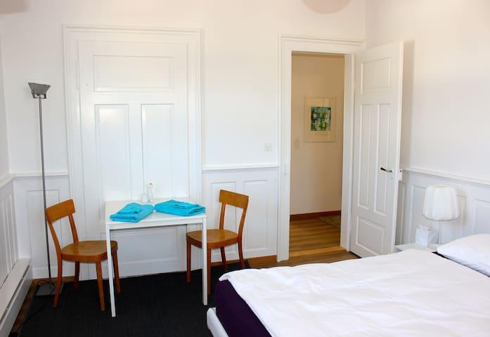 Helles Zimmer in Jugendstilhaus - Herisau - Daire