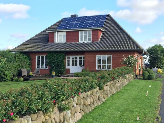 Ferienhaus auf dem Deich - Galmsbüll - Casa