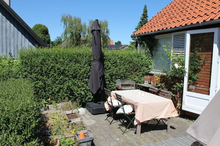 Ugeneret charmerende villa tæt på - Søborg - Willa