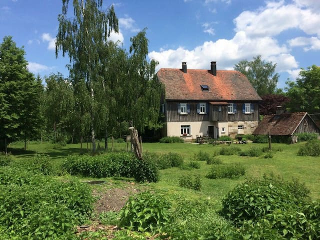 Der optische Hof - Sulzbach-Laufen - Lägenhet