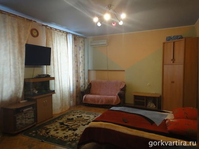Квартира посуточно в курортной зоне Железноводск - Zheleznovodsk