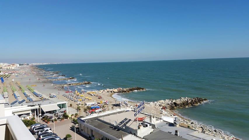 Misano (Portoverde) - App.to vista mare (2) - Misano Adriatico