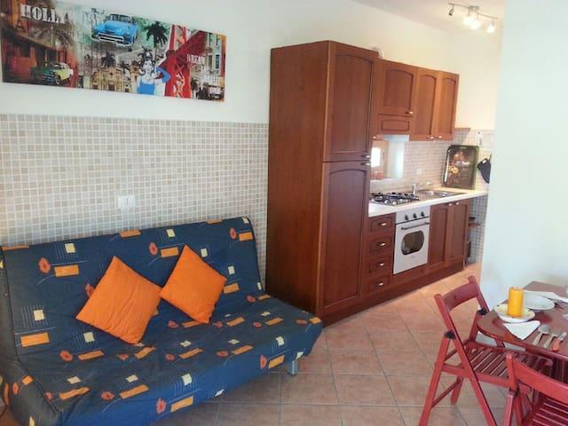 Appartamento 4 posti letto sul mare - Campofilone - Apartemen