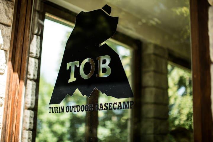 Turin Outdoor Basecamp TOB, Colle Braida Valgioie - Avigliana - Hus