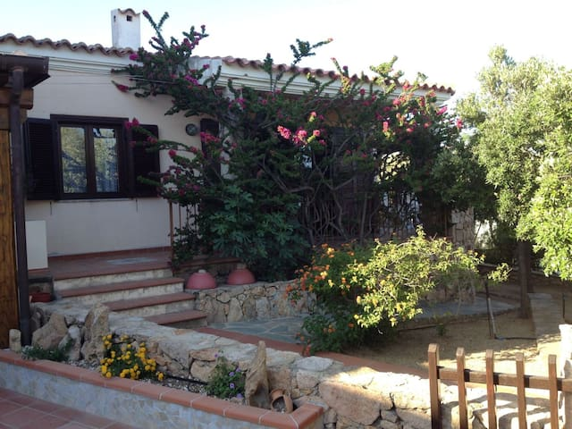 Villetta Orchidea vista mare 8 posti letto - Monte Petrosu - Casa