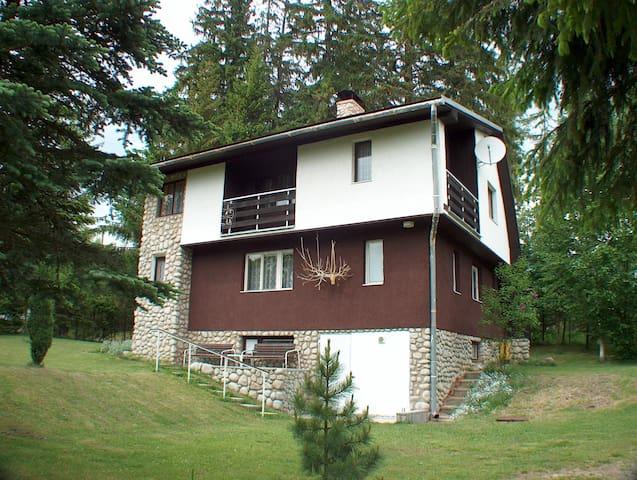 Cottage Juri- High Tatras - Štôla - Chalet