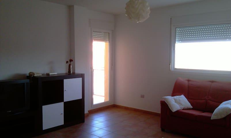 Habitación y baño junto Universidad - Murcia - Appartement