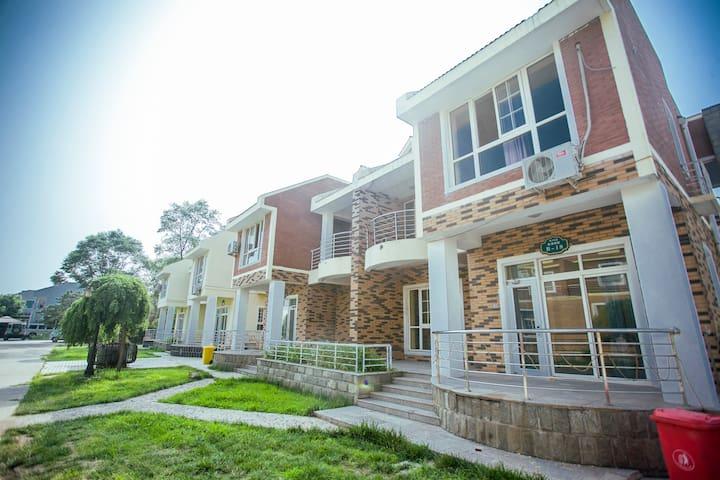 侧面观海景别墅 - Qinhuangdao - Villa