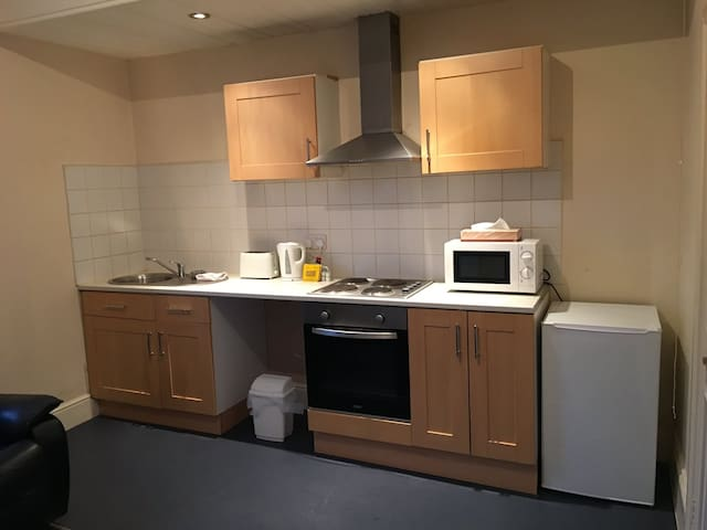 1 bedroom partment with kitchen - Stockton-on-Tees - Apartemen