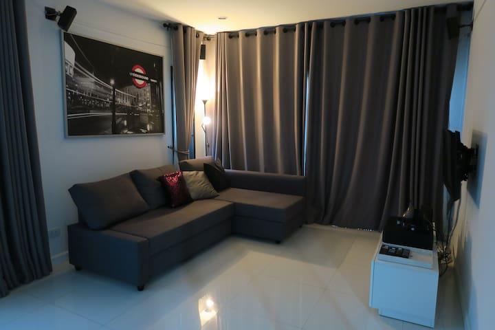 Modern Style House Donmuang Airport - Tambon Bang Phun