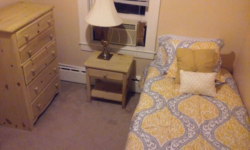 Cozy private bedroom near NYC - Teaneck - Maison