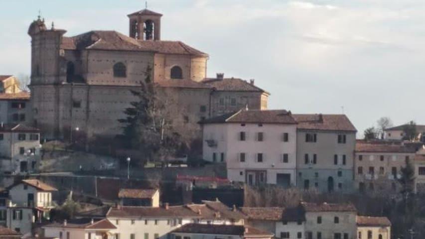 Intimità sulle colline del Monferrato - Casorzo - Daire