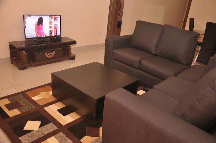 Home2Home: Ivie Apartment - Port Harcourt - Lägenhet