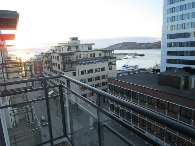 Leilighet midt i Bodø sentrum - Bodo - Apartemen