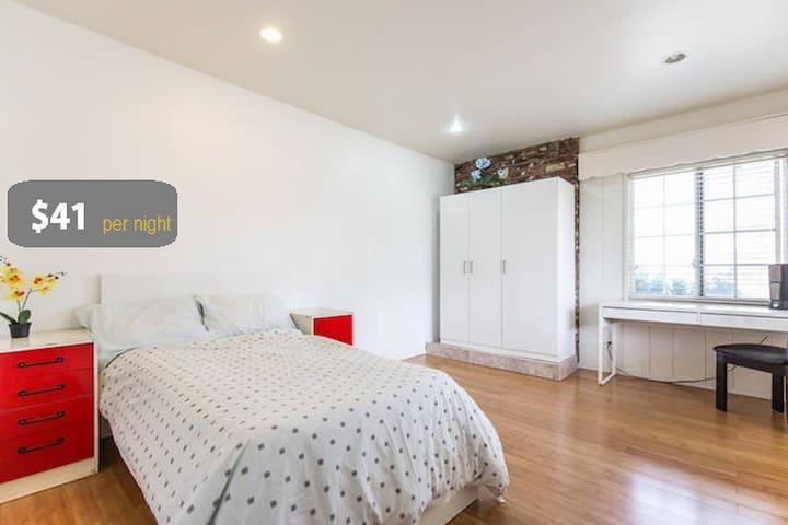 #2 Bedroom - San Gabriel - Talo