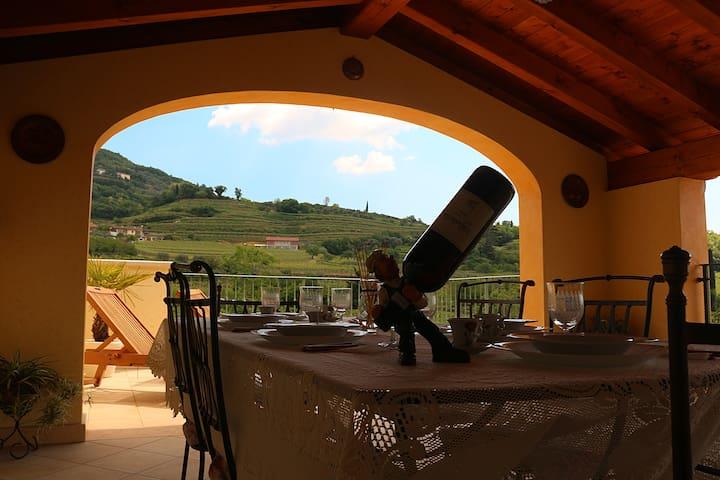 Country suite Papaveri - La Palma Negrar - Negrar - Appartement