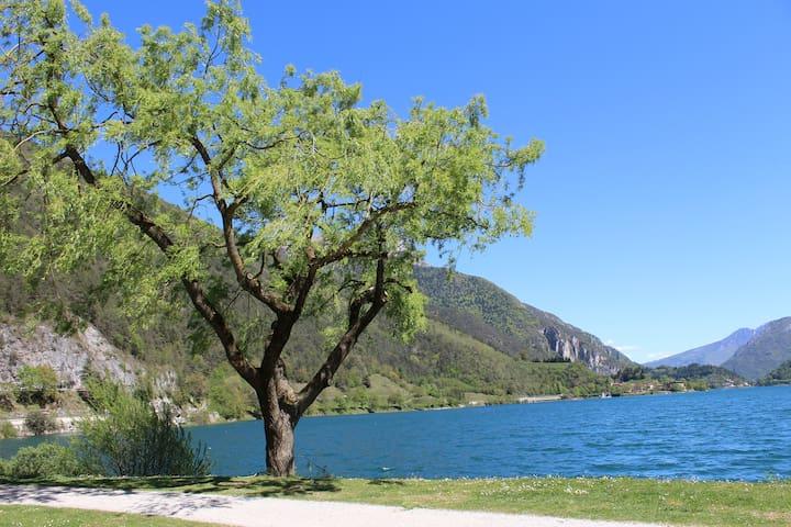 Chalet  Bucaneve al lago di Ledro - Tiarno di Sotto