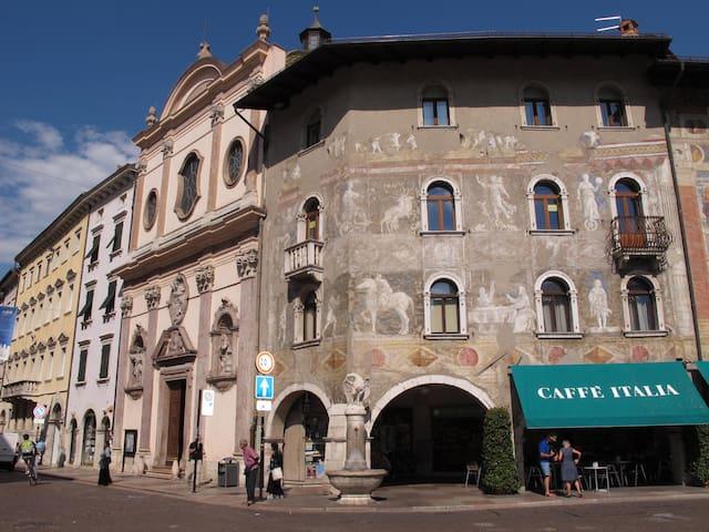 Casa Amica Trento - Trento - Leilighet