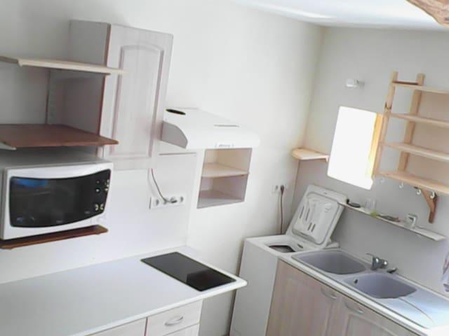 Duplex dans village tarnais (Castres/Toulouse) - Vielmur-sur-Agout - Lägenhet