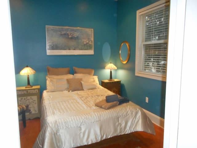 Downtown Private Room with Private Entrance - Rehoboth Beach - Casa