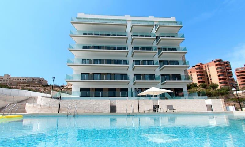 Los Arenales New apartment - Los Arenales del Sol - Mobilyalı daire