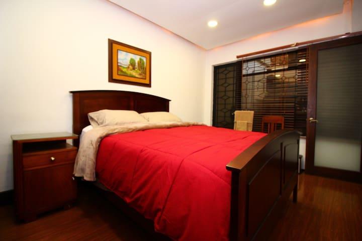 DECO ROOM in a garden surrounded cozy apartment - San José - Wohnung