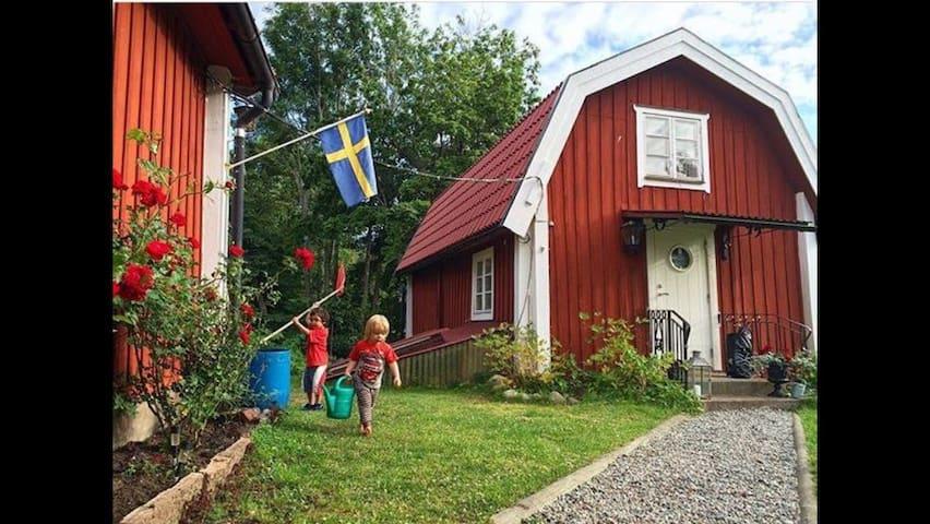 House in Stavsnäs close to water. - Värmdö SO - Dom