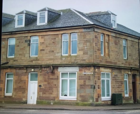 Campbeltown Holiday Flat, Self Catering, Kintyre - Campbeltown - Appartement