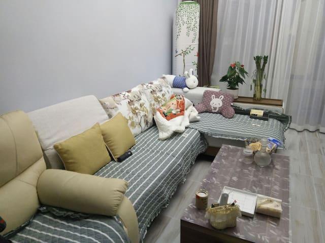 青岛西海岸新区的新中心区域,游玩,购物,吃喝玩乐一体式-阁楼 - Qingdao - Loft