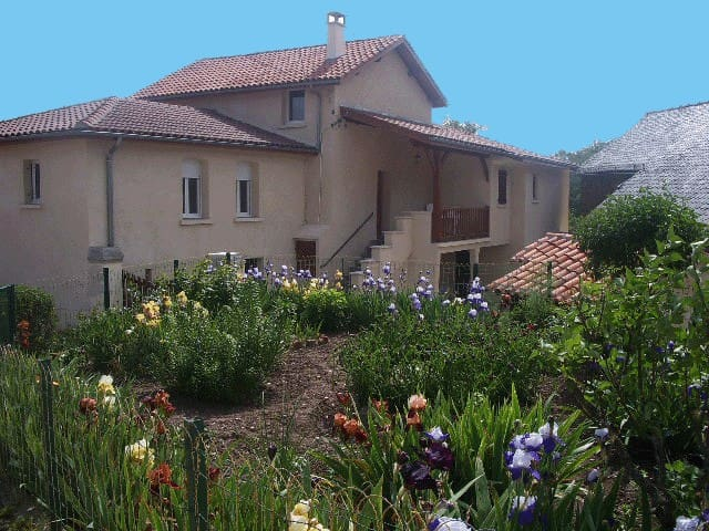 Gîte de Pérols - Livinhac-le-Haut - Casa