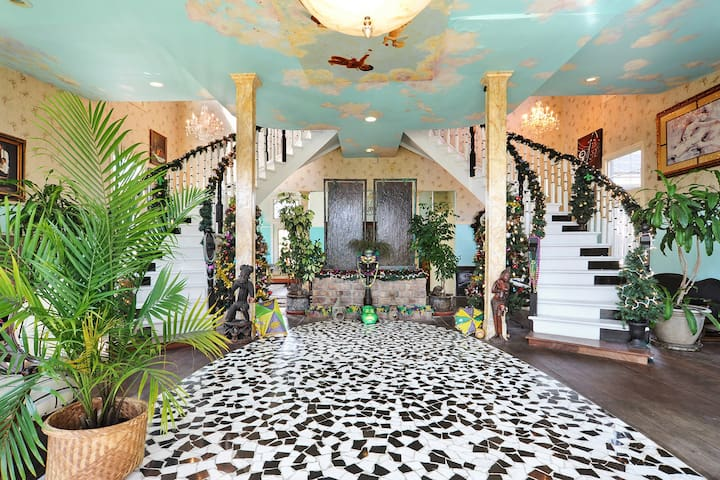 Nanny's Holistic House - Nueva Orleans - Bed & Breakfast