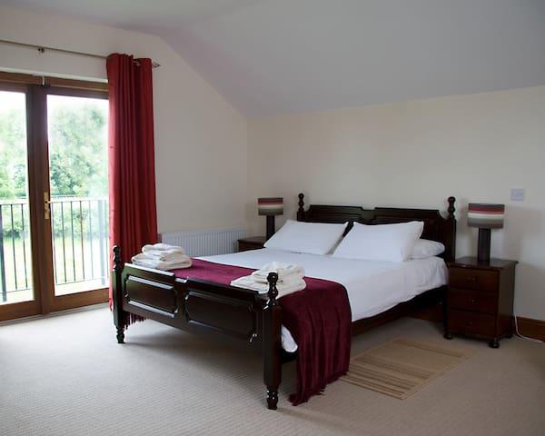 The Henhouse - Luxury holiday Apartment - Ashbourne - Lägenhet