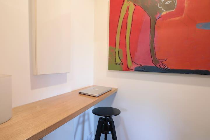The Waiting Room - South Hobart - Lägenhet