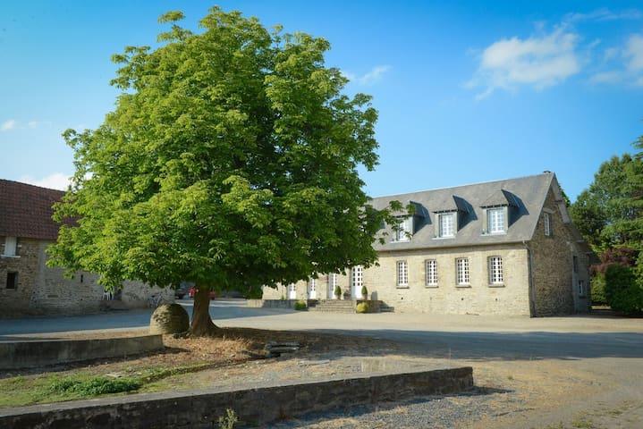 Charmante et apaisante chambre d'hote en campagne - Condé-sur-Vire