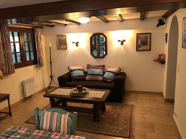 Garden Apartment Maison d'Anjou - Saint-Philbert-des-Champs - Lägenhet