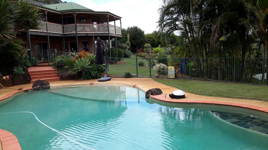 Peaceful location near Gold Coast - Terranora, Tweed Heads - Casa