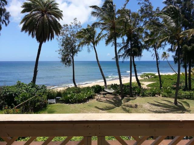"""THE""OCEAN VIEW IN HAWAII PARADISE! - Haleiwa - Huis"