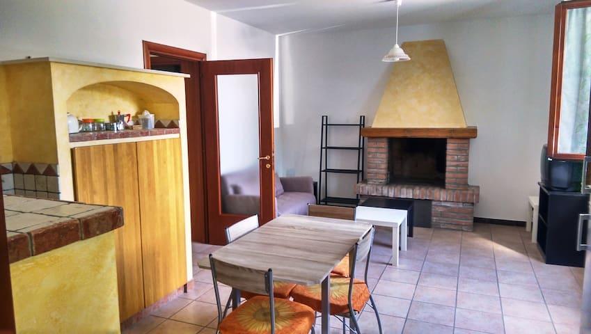 Appartamento 1 in villetta - Flat 1 in cozy chalet - Rovigo - Appartement