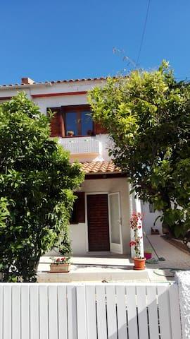 Lovely semidetached house Holiday rental in Murcia - San Javier - Casa