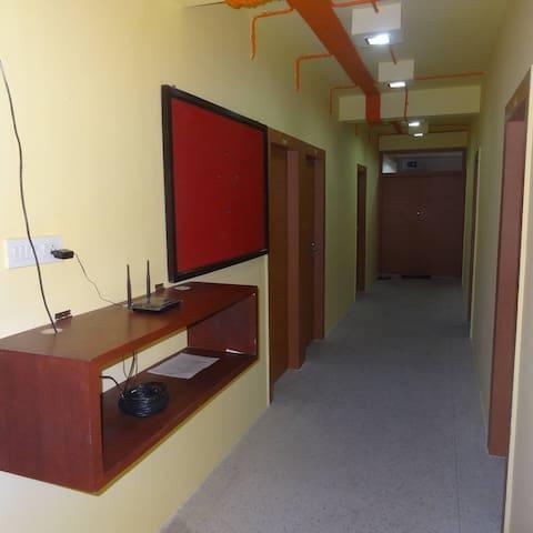 HILKON HOMES -  SERVICED BOUTIQUE HOSTEL - Kolkata - Hostel