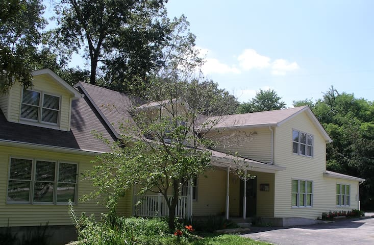 Otter Creek Retreat - Brandenburg - Casa