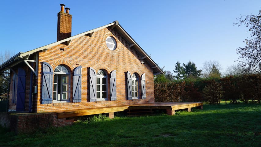 Charming Tiny House / Sologne Style - Yvoy-le-Marron