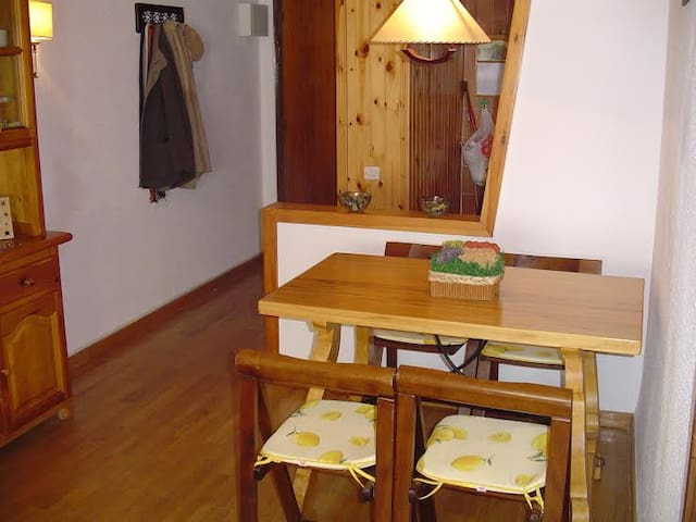 Very nice apartment in the Pyrenees - Alp - Appartement